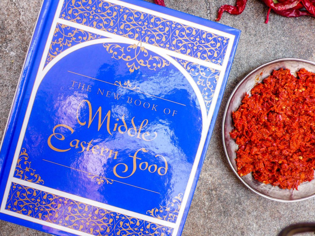 The New Book of Middle Eastern Food (2 of 3)