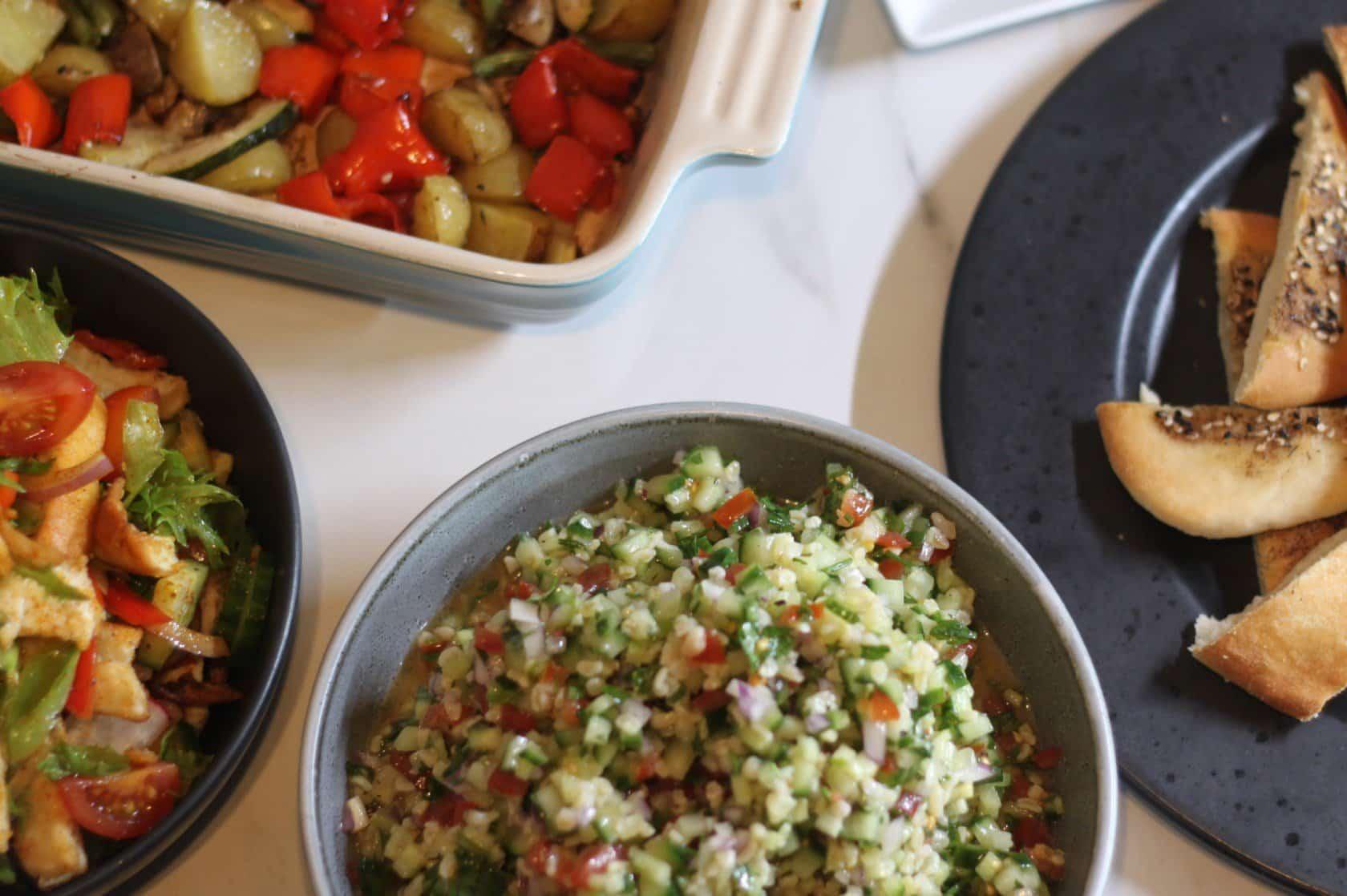 Kjøkkenmagi – Meze