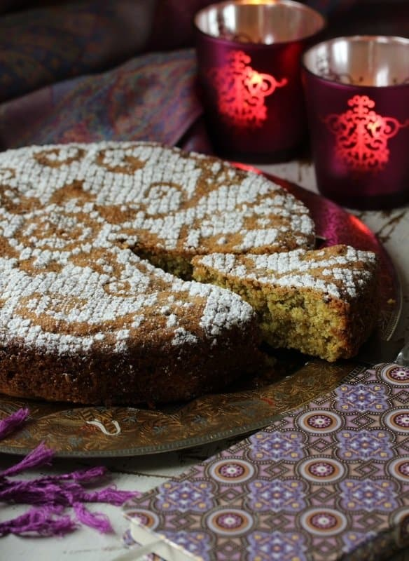 Krem.no – Syrisk nøttekake med appelsin og tørket frukt