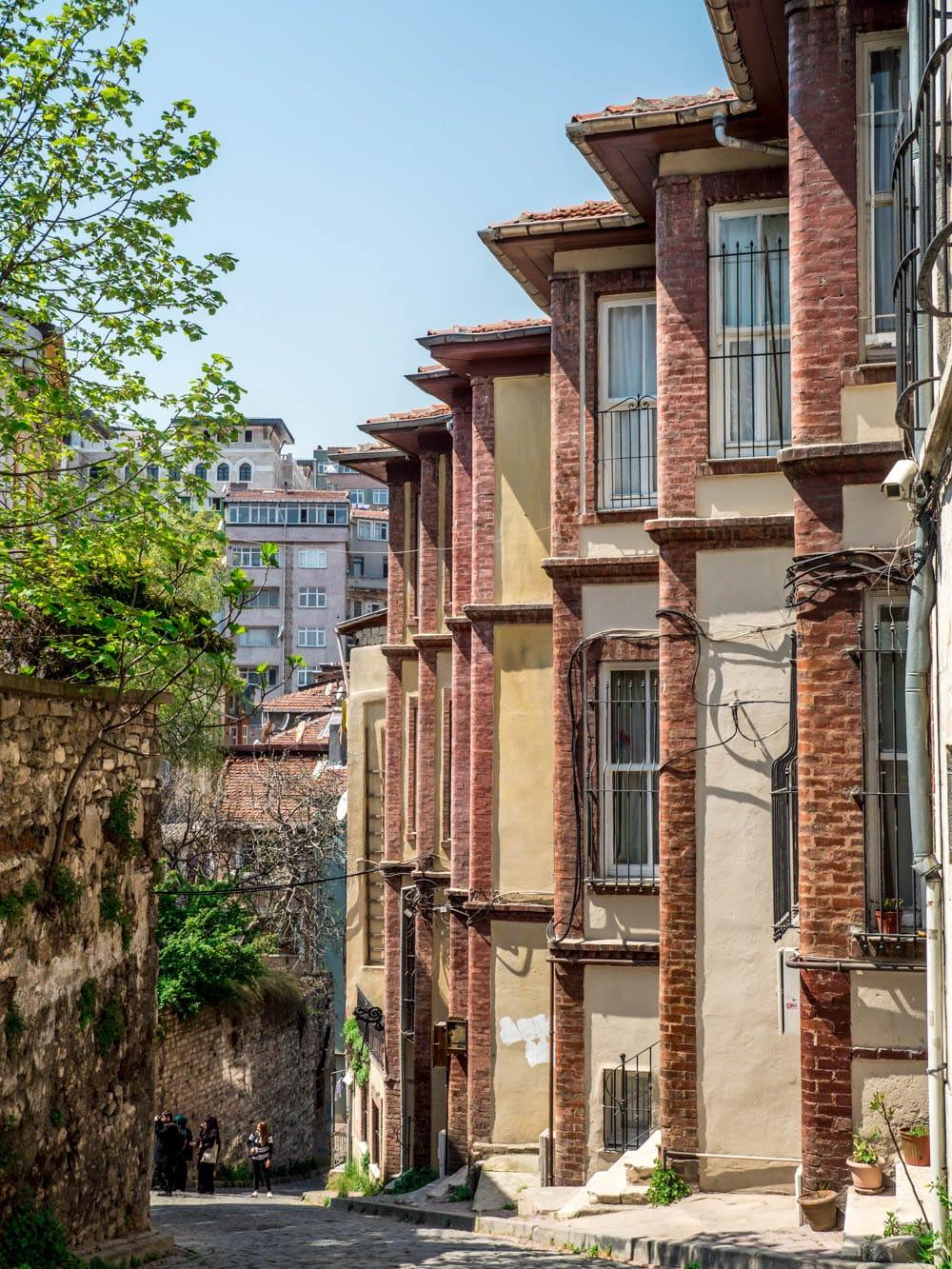 Hus ved Balat / Fener, Istanbul
